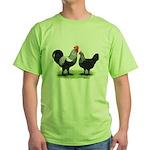 Iowa Blues Green T-Shirt