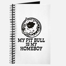 My Pit Bull is my Homeboy Journal