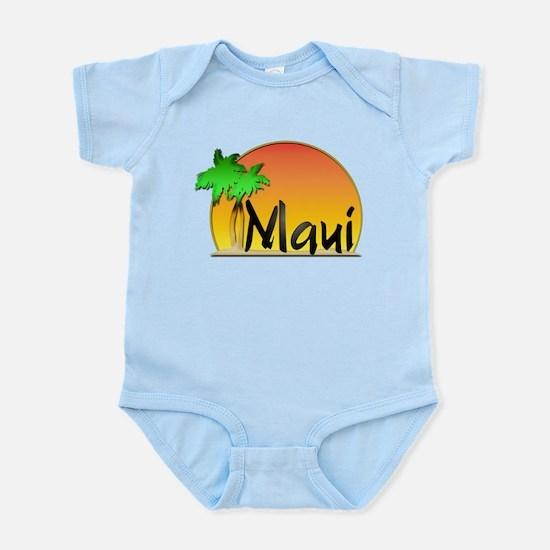 Maui Infant Bodysuit