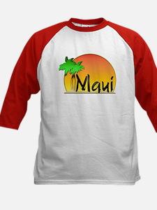 Maui Kids Baseball Jersey