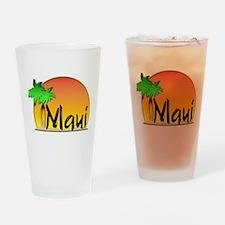 Maui Drinking Glass