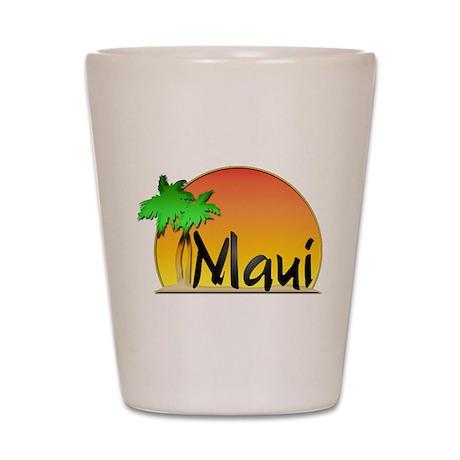 Maui Shot Glass