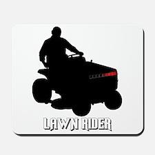 Lawn Rider Mousepad