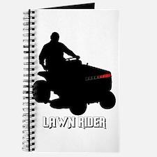 Lawn Rider Journal
