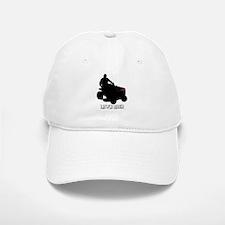 Lawn Rider Baseball Baseball Cap