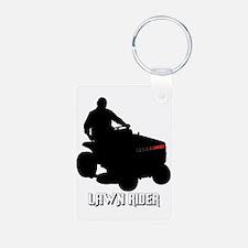 Lawn Rider Keychains