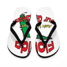 Florida Grandparent Motto Flip Flops