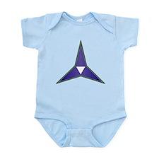 SSI - III Corps Infant Bodysuit
