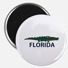 FLorida - Alligator Design. Magnet