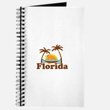 Florida - Palm Trees Design. Journal