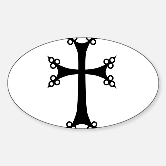 Armenian Cross Decal