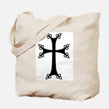 Armenian Cross Tote Bag