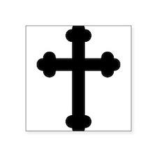 Budded Cross Sticker
