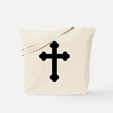 Budded Cross Tote Bag