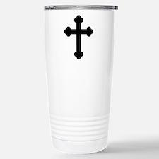 Budded Cross Travel Mug