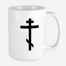 Orthodox Cross Mugs
