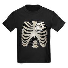 Soccer Ball Heart T-Shirt