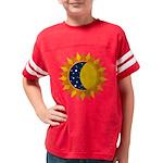sunmoon_9x9 Youth Football Shirt