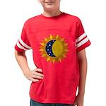 sunmoon_4x4 Youth Football Shirt