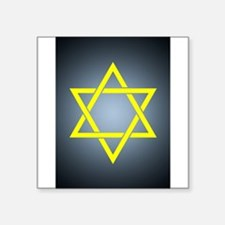 gold star of david Sticker