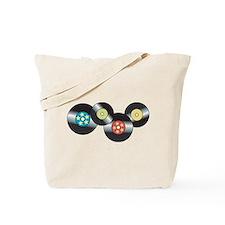 LP Records Tote Bag