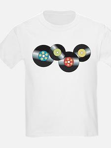 LP Records T-Shirt