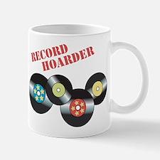 Record Hoarder Mugs