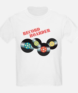 Record Hoarder T-Shirt