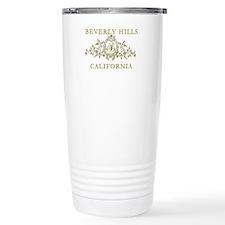 Beverly Hills CA Travel Mug