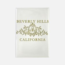 Beverly Hills CA Rectangle Magnet