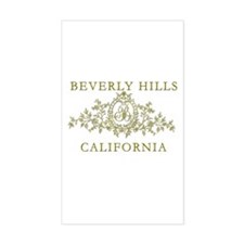 Beverly Hills CA Decal