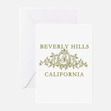 Beverly Hills CA Greeting Cards (Pk of 10)
