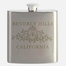 Beverly Hills CA Flask