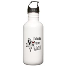 Im Here for the Boos Water Bottle