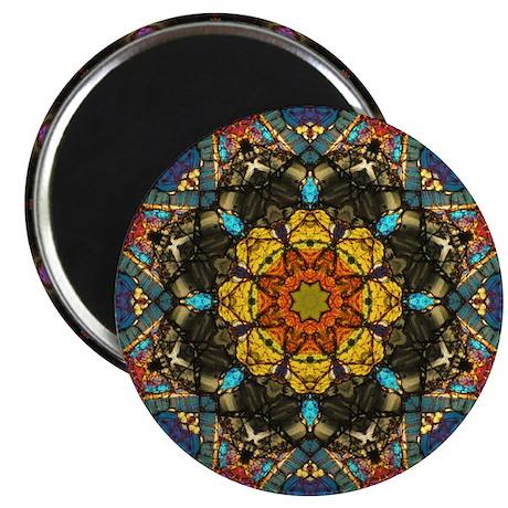 Thin Section Kaleidoscope Magnet
