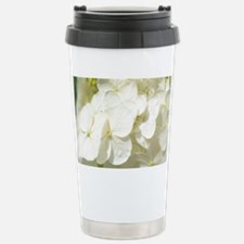 Hydrangeas in the Sun Stainless Steel Travel Mug