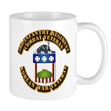 Army - 3rd Infantry Regiment w Korea Mug
