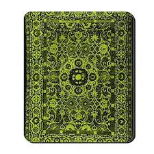 Oriental Rug Green Mousepad