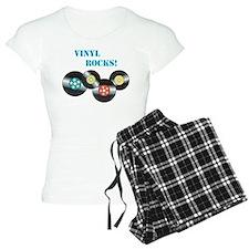 Vinyl Rocks Pajamas