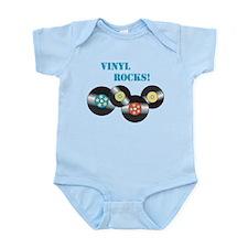 Vinyl Rocks Body Suit