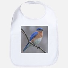 Eastern Bluebird Bib