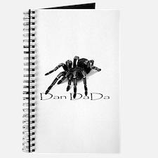 Dan DaDa Tarantula Journal