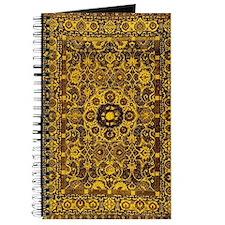 Oriental Rug Brown Journal
