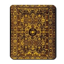 Oriental Rug Brown Mousepad