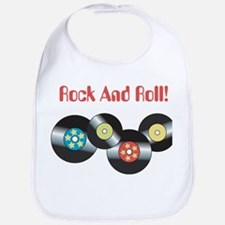 Rock And Roll Bib