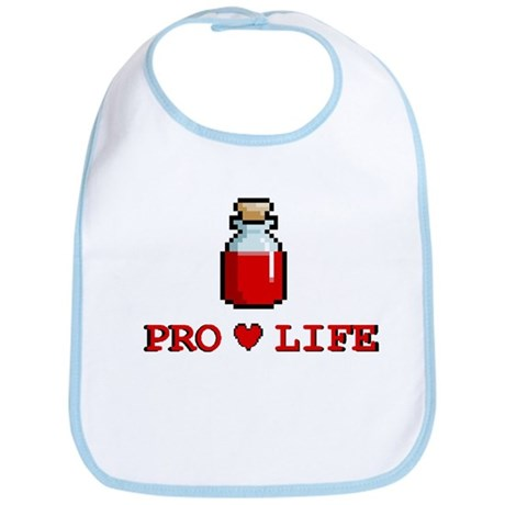Zelda Pro-Life Bib