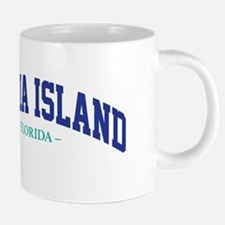 Amelia Island Florida Athletic Style Mugs