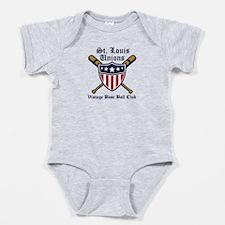 Union Logo Baby Bodysuit