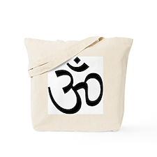 Yoga Ohm, Om Symbol Tote Bag