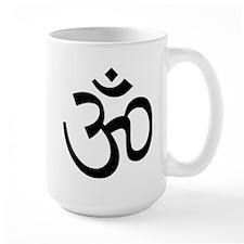 Yoga Ohm, Om Symbol Mugs
